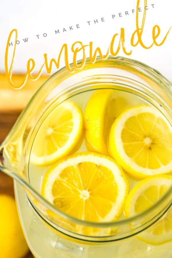 Homemade Lemonade Recipe Easy Budget Recipes