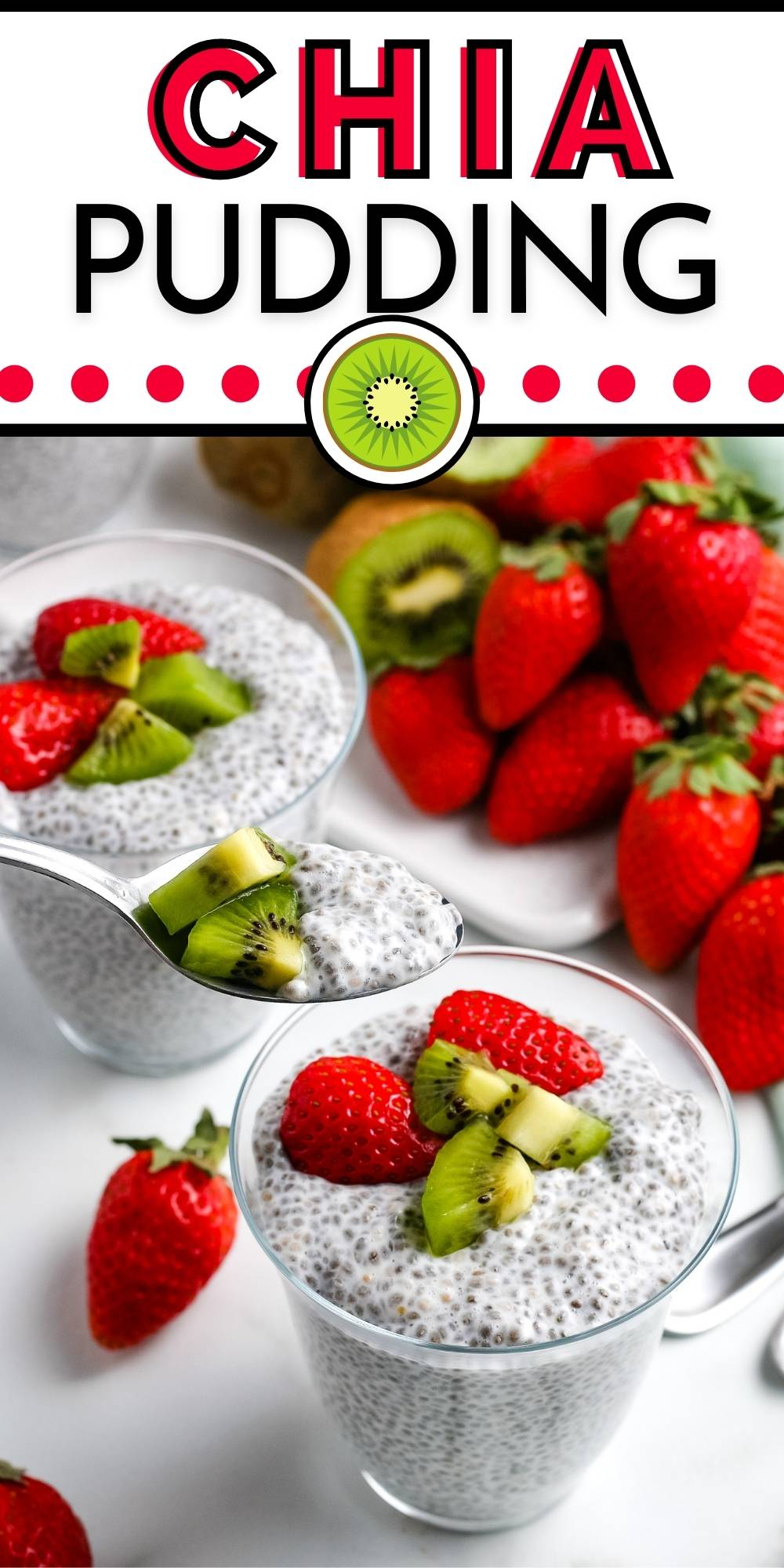 Chia pudding is great as a healthy breakfast, snack, or light meal that's loaded with nutrients. It's good for 5 days, so it's a great option for make ahead meals. via @easybudgetrecipes